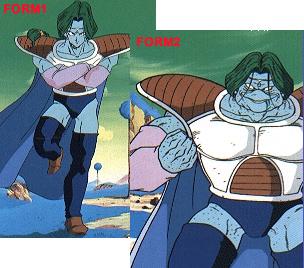 Zarbon's Forms